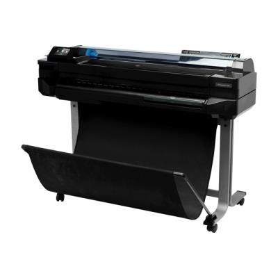 Développez votre activité : Investissez dans une imprimante grand format pratique à la fois rapide, fiable, précise et simple à utiliser. Du fait de sa polyvalence, l´imprimante HP Designjet T520 ePrinter vous permet de travailler et d´imprimer presque pa