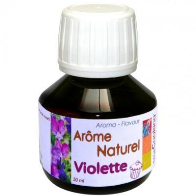 Image du produit Arôme Naturel Violette Scrapcooking