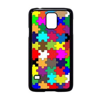 Coque protection pour Samsung Galaxy S5 puzzle ref 131 Fnac.com