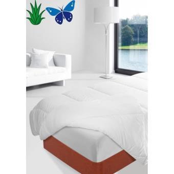 savel couette microfibre 400g aloe vera 240x260cm achat. Black Bedroom Furniture Sets. Home Design Ideas