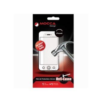 film ecran iphone 6 anti casse mocca design achat prix fnac. Black Bedroom Furniture Sets. Home Design Ideas