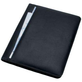 Alassio conférencier, serviette écritoire cremona format a4, cuir