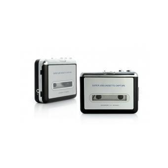 lecteur cassette usb convertisseur audio en fichiers mp3. Black Bedroom Furniture Sets. Home Design Ideas