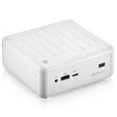 Mini-PC - ASRock Beebox N3000 W BB Blanc - Intel Celeron N3000 Wi-Fi AC Bluetooth (sans écran mémoire disque dur) - Fabricant ASRock - Code EAN 4717677326512 - Référence Fabricant BEEBOX N3000 W BB