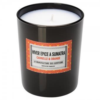 bougie parfum e cannelle orange achat prix fnac. Black Bedroom Furniture Sets. Home Design Ideas