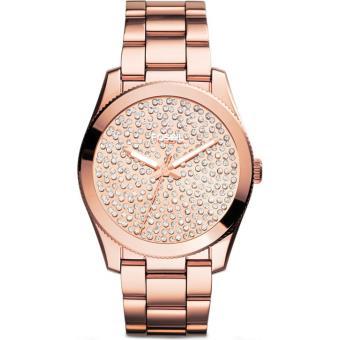 montre femme fossil perfect boyfriend es3690 bracelet en acier or rose achat prix fnac. Black Bedroom Furniture Sets. Home Design Ideas