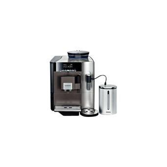 siemens eq 7 plus te706501de machine caf automatique avec buse vapeur cappuccino 19 bar. Black Bedroom Furniture Sets. Home Design Ideas