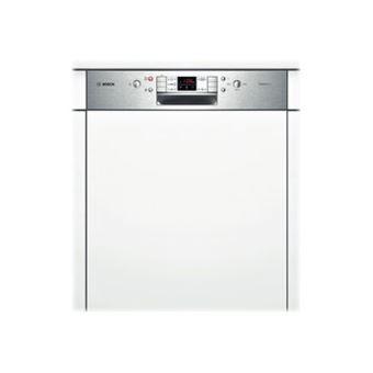Bosch silenceplus activewater smi58l15eu lave vaisselle int grable 60 cm inox achat - Lave vaisselle hauteur 80 cm maximum ...