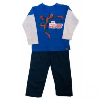 pyjama spiderman en coton taille 4 ans top prix fnac. Black Bedroom Furniture Sets. Home Design Ideas