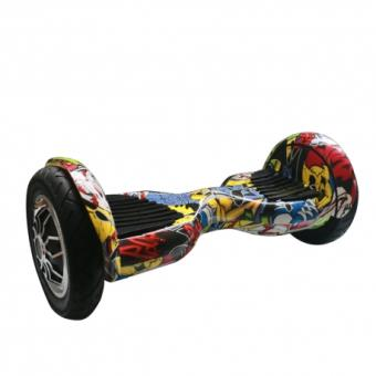 hoverboard balance board 10 pouces grafitty hp. Black Bedroom Furniture Sets. Home Design Ideas