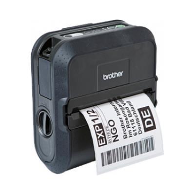 La RJ-4030 permet aux employés sur site d´imprimer des documents et étiquettes de 101,6 mm de qualité dans des conditions difficiles. Rapide, légère et résistante, cette imprimante portable est simple à utiliser et idéale pour imprimer des factures, des n
