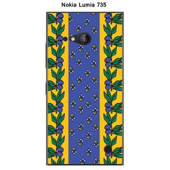 Coque Nokia Lumia 735 Tissus Provençal 2 Fnac.com