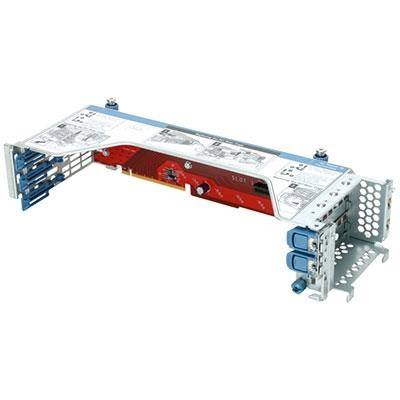 Hp Dl180 Gen9 3 Slot X8 Pci E Riser Kit 725569 B21 Hewlett