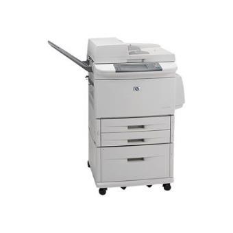 hp laserjet m9040 mfp imprimante multifonctions noir et blanc achat prix fnac. Black Bedroom Furniture Sets. Home Design Ideas