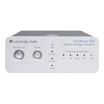 cambridge audio dacmagic 100 convertisseur audio num rique vers analogique achat prix fnac. Black Bedroom Furniture Sets. Home Design Ideas