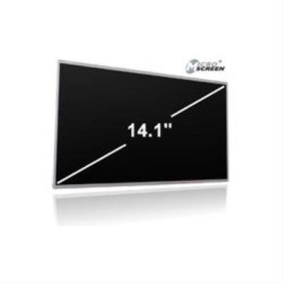 MicroScreen 14.1, LCD WXGA. Type Écran, Compatibilité LTN141W1-L01-A0A, Taille de lécran 35,81 cm (14.1) Caractéristiques - Type Écran - Compatibilité LTN141W1-L01-A0A - Taille de lécran 35,81 cm (14.1) - Résolution de lécran 1280 x 800 pixels - Quantité