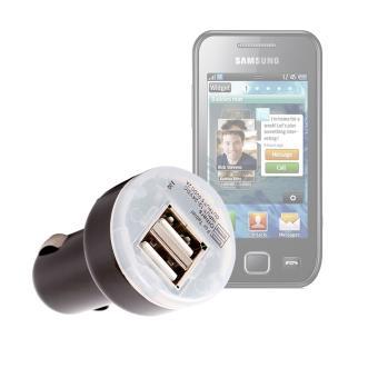 Chargeur Voiture Usb 2 Amp Pour Samsung Galaxy Y Advance