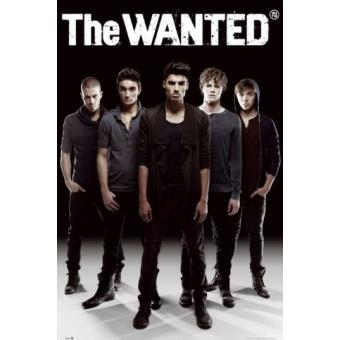 votre The Wanted Poster Twilight, Gold Forever (91x61 cm)