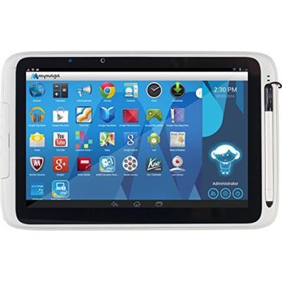 Tablet MYMAGA FLUX 10`` Quantité : 1 Modèle : MGED101A2TEUFLUX01 Référence fabricant : 5603583092186 Type : Personal Computers Fabricant : Mymaga