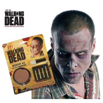 maquillage the walking dead achat prix fnac. Black Bedroom Furniture Sets. Home Design Ideas