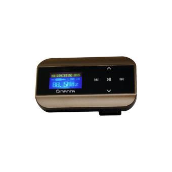 transmetteur fm de voiture ma415 pro manta ma415 car fm transmitter pro achat prix fnac. Black Bedroom Furniture Sets. Home Design Ideas