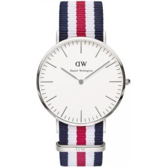 montre homme daniel wellington 0202dw multicolore achat prix fnac. Black Bedroom Furniture Sets. Home Design Ideas