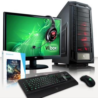 vibox gravity paquet 7 gamer gaming pc ordinateur de. Black Bedroom Furniture Sets. Home Design Ideas