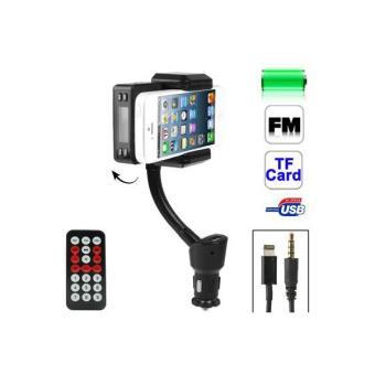 transmetteur fm iphone 5 kit mains libres support voiture micro sd achat prix fnac. Black Bedroom Furniture Sets. Home Design Ideas