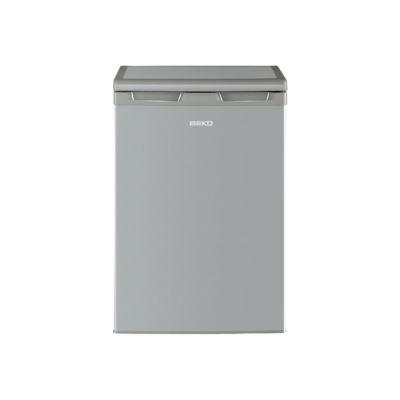 Avec son top amovible et ses pieds réglables, le réfrigérateur TSE1231FS est très simple à installer et peut aisément se glisser sous un plan de travail.D´une grande solidité, les clayettes en verre trempé Sécurit offrent sécurité, esthétique et sont faci