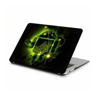 coque rigide macbook pro ecran retina 15 pouces apple vs android rayon vert n achat prix. Black Bedroom Furniture Sets. Home Design Ideas