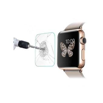Film de protection en verre trempé pour apple watch 42mm premium