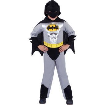 d guisement batman classique argent gar on 5 7 ans achat prix fnac. Black Bedroom Furniture Sets. Home Design Ideas