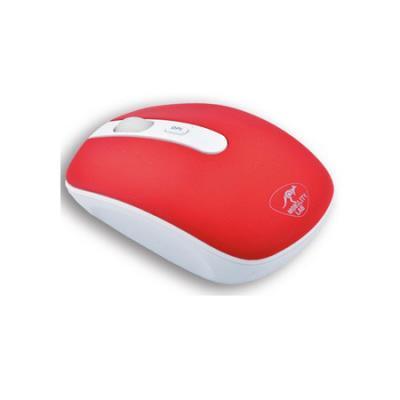 Au clic silencieux et sans fil la souris Rubbamouse de Mobility Lab vous accompagnera partout. Légère et conçue pour être utilisée avec ordinateurs Mac ou PC la souris Rubbamouse est recouverte d´une texture douce au toucher et fonctionne avec une excelle