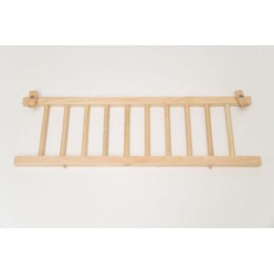 babybay 100206 - barrière de sécurité tobi vernie - barrière de sécurité pour lits babybay original et midi pour 42€