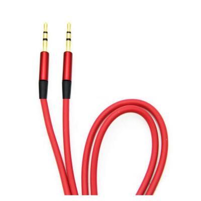 Le câble connecteur Audio Jack 3,5mm Universel Mâle vers Mâle sadapte à la tous les appareils munis dune prise stéréo de 3,5 MM. Ce connecteur vous assurera une connexion solide et une liaison de haute qualité entre vos appareils. Conçu pour une utilisati