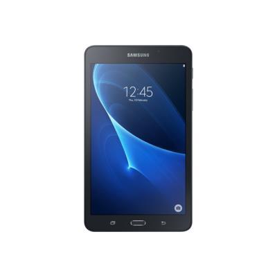 Découvrez l´époustouflante Galaxy Tab A - un appareil unique à la simplicité raffinée. Avec sa finesse et sa légèreté, la Galaxy Tab A est ultra pratique et facilement transportable, parfaitement adaptée à un usage quotidien. Sans oublier son excellente p