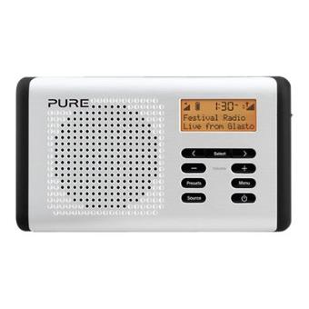 pure move 400d radio portative dab meilleur prix. Black Bedroom Furniture Sets. Home Design Ideas
