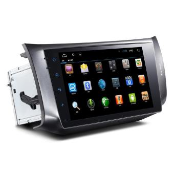 autoradio gps android ecran tactile 10 2 pouce pour nissan sylphy 2012 2015 achat prix fnac. Black Bedroom Furniture Sets. Home Design Ideas