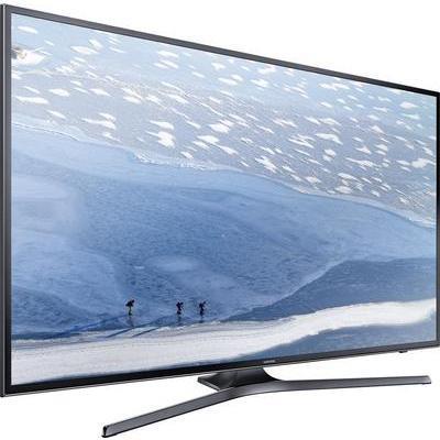 Apportez de la couleur !Le téléviseur UHD KU6079 séduit par ses images ultra-nettes - grâce à la résolution UHD : pour des détails encore plus nets. La technologie Samsung PurColor reproduit fidèlement les couleurs dans toutes leurs nuances et vous permet