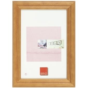 brio cadre photo circ e ton bois 30x40 cm top prix fnac. Black Bedroom Furniture Sets. Home Design Ideas