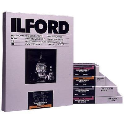 Référence fabricant: 1605826 Ilford - Ilfospeed RC Deluxe IS.1M Type de produit: Papier Photo Brillant Taille: 21,0 x 29,7 cm Nombres de feuilles: 100 feuilles Poids: 1.88 (kgs) Description du produit: Ilford - Ilfospeed RC Deluxe IS.1M Type de produit: P
