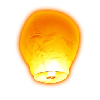 skylantern original lanterne volante orange achat prix fnac. Black Bedroom Furniture Sets. Home Design Ideas