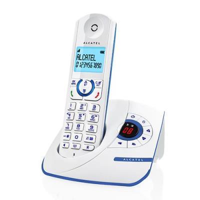 Elégant et efficace! Alcatel F390 Voice allie couleur et élégance. Ses courbes épurées et ses coloris tendances lui permettent de trouver facilement sa place dans votre intérieur ! Profitez d´un grand confort de lecture grâce à son écran rétro éclairé trè