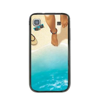 coque plage 2 pour samsung galaxy s coq0012 a6 5 5 achat prix fnac. Black Bedroom Furniture Sets. Home Design Ideas