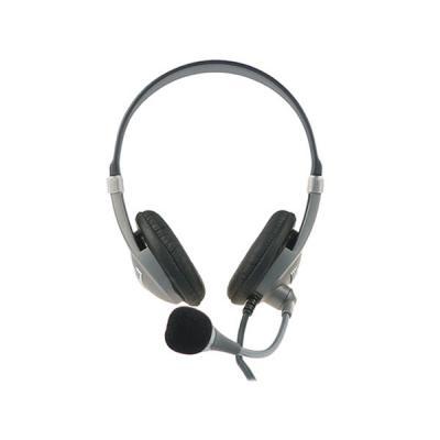 casque d´écoute confortable avec une excellente qualité sonore microphone de haute performance avec contrôle de volume câble anti-noeuds avec un look attrayant! s´adapte à Skype, MSN, Voipbuster, Yahoo, GoogleTalk, X-Ten et SJPhone installation facile 2 a