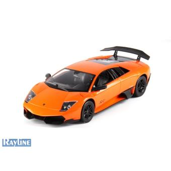voiture radiocommand e lamborghini murcielago orange 1 43 achat prix fnac. Black Bedroom Furniture Sets. Home Design Ideas