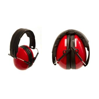 casque anti bruit enfant rouge banz achat prix fnac. Black Bedroom Furniture Sets. Home Design Ideas