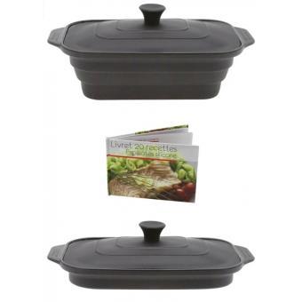 Papillote en silicone r tractable girs cuisine saine - Cuisine saine et simple ...