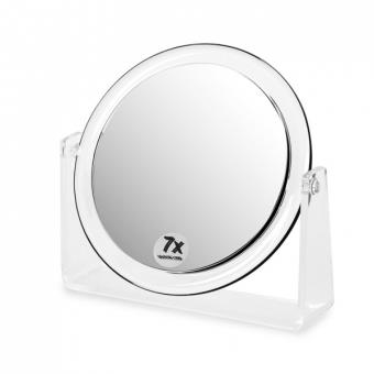 Miroir grossissant vanity 7x rond achat prix fnac for Miroir rond grossissant
