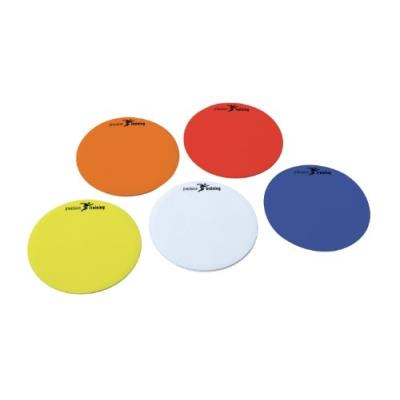 Precision Disques De Marquage Ronds Et Plats Multicolore Yellow Orange White Red Blue 21 Cm pour 36€